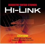 Struny na akust. kytaru 10-48 bronz