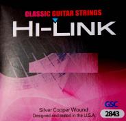 Struny na klasickou kytaru 28-43