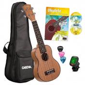 Sopránové ukulele - set