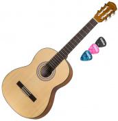Klasická kytara natural