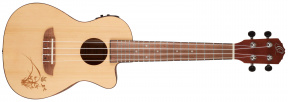 Koncertní ukulele RU5CE, elektroakustické