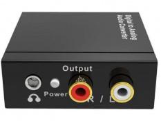 DAC01 převodník SPDIF - RCA