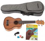 Sopránové ukulele HH2027 set