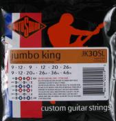 JK30SL struny na 12str. kytaru