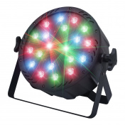 Star Wash LED Par Can Laser Effect