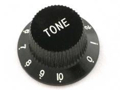 Plast knob černý TONE