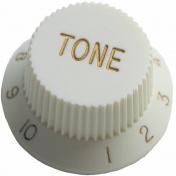 Plast knob bílý TONE