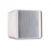 """Nástěnný reprobox 3"""" bílý, 40W/16 Ohm/100V"""