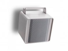 """Nástěnný reprobox 5"""" bílý, 80W/16 Ohm, 100V"""