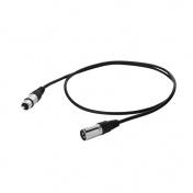 XLR kabel, 5m