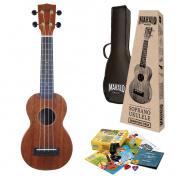 Sopránové ukulele MJ1-TBRK