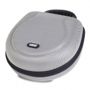 Headphone Hard Case Large Silver