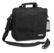 Ultimate CourierBag DeLuxe Black/Orange