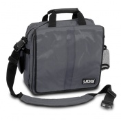 Ultimate CourierBag DeLuxe Steel Grey