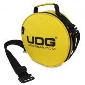 Ultimate DIGI Headphone Bag Yellow