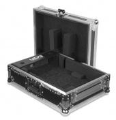 Ultimate Flight Case Multi Format CDJ/MIXER II Silver