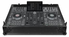 Ultimate Flight Case Denon DJ Prime 4 Black Plus (Wheels)