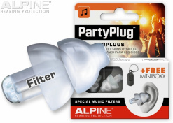 Party Plug Transparent
