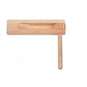 Dřevěná řehtačka 15 cm