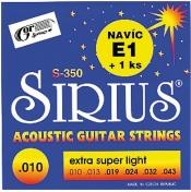 Sirius .010-.043