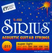 Sirius S450 Jumbo12 .011-.046