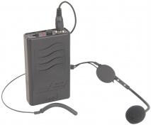 Náhlavová sada VHF pro QR-Portable 175 MHz