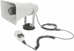 VM25UR megafon na auto 25W