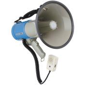 Megafon 25W se sirénou