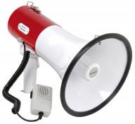 Megafon 30W se sirénou