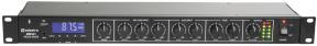 MM321, rackový mixážní pult, BT/MP3/FM
