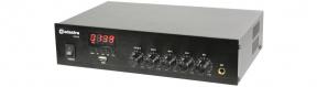 DM25 digitální 100V mixážní zesilovač