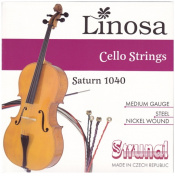 Sada strun na cello 4/4-3/4