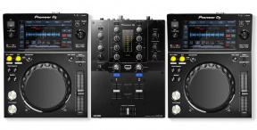 DJM-S3 + 2x XDJ-700