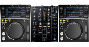 DJM-450 + 2x XDJ-700