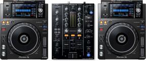 DJM-450 + 2x XDJ-1000MK2