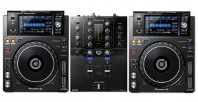 DJM-S3 + 2x XDJ-1000MK2