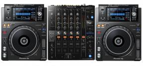 DJM-750MK2 + 2x XDJ-1000MK2