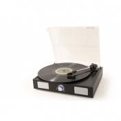 RP108B Black gramofon s reproduktory