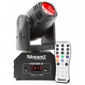 Panther 15 1x10 LED RGBW, IR, DMX