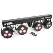 LED ParBar 4
