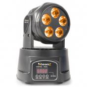 LED otočná hlavice 5x 18W RGBAW-UV LED