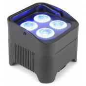 Uplight PAR64 Battery 4x 10W