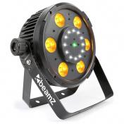 BX100 PAR, QCL LED, Strobo, Laser RG