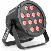 LED FlatPAR 12x 3W TCL