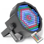 LED FlatPAR reflektor s IR