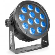 ALU PAR 12x 18W HCL RGBAW-UV BAC506