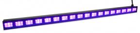 UV lišta 18 x 3W