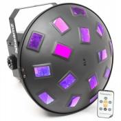 LED Mushroom II 6x3W IR