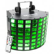 LED Radiant 6x3W RGBAWP