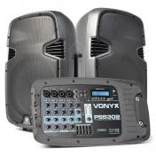 PSS302 mobilní systém